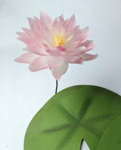 Free Template- How to Make Paper Lotus